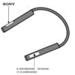"""【2019年新製品】SONY """"WI-1000XM2"""" ネックバンド型ワイヤレスの後継モデル"""
